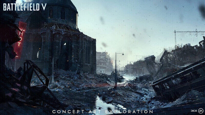 Battlefield 5 download cover