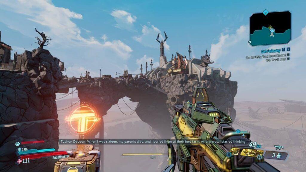 Borderlands 3 download wallpaper