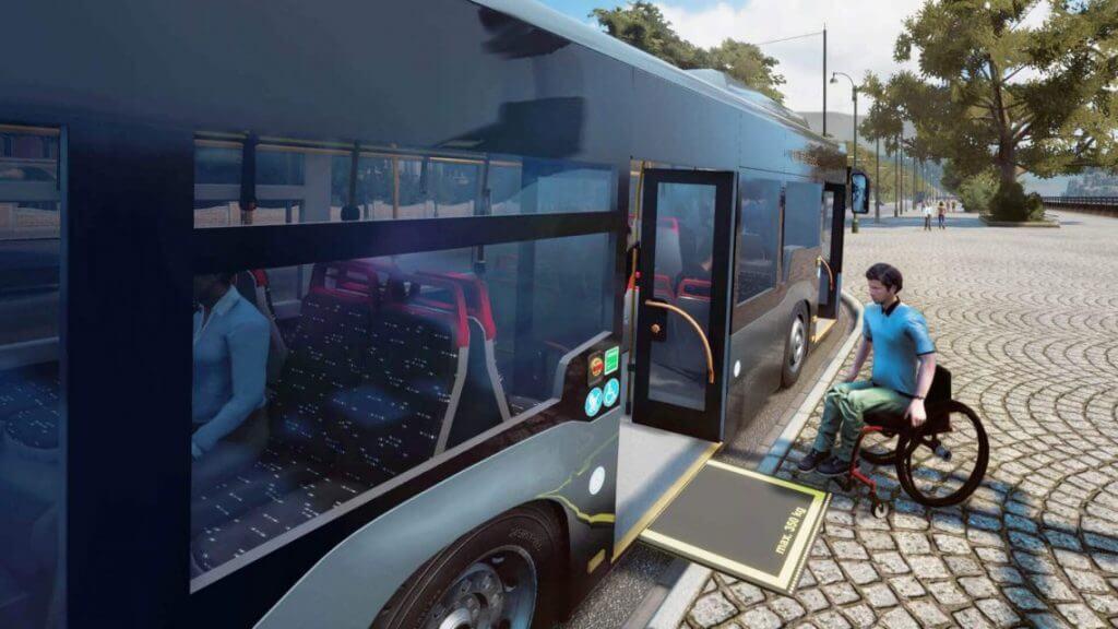 Bus Simulator 18 crack