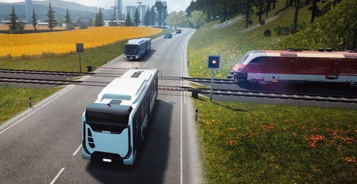 Bus Simulator 18 download pc full version for free