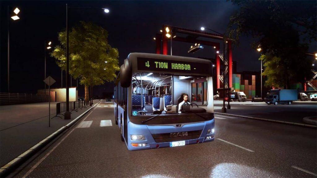 Bus Simulator 18 download wallpaper