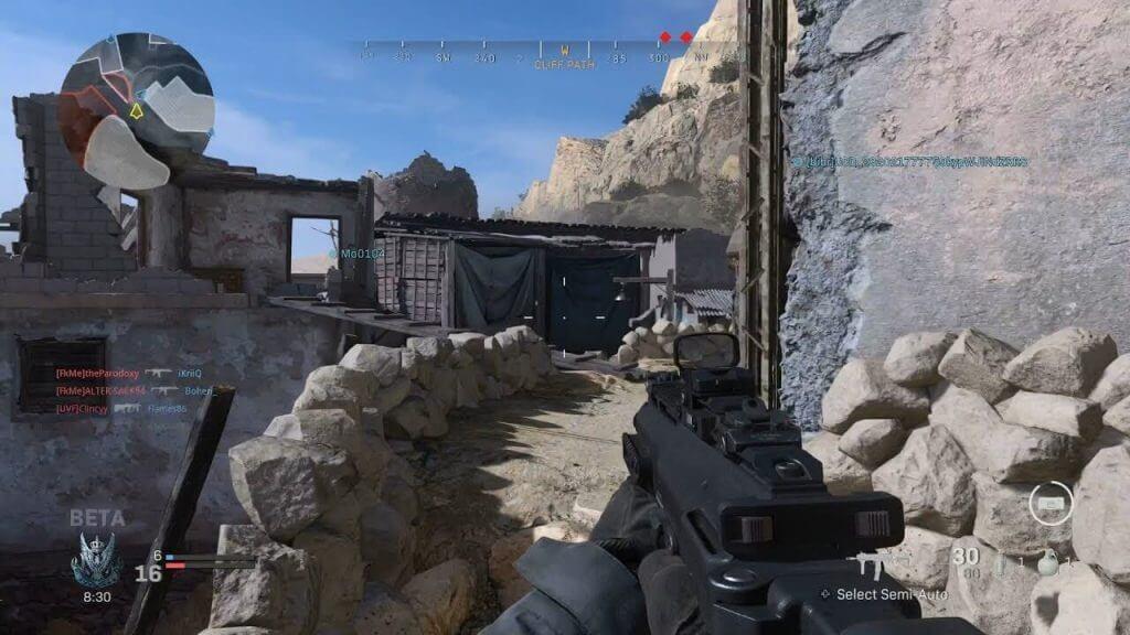 Call of Duty Modern Warfare download wallpaper