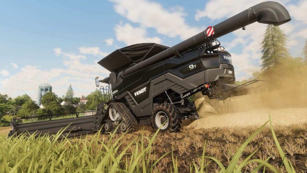 Farming Simulator 19 download wallpaper