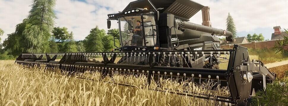 Farming Simulator 19 game download cover