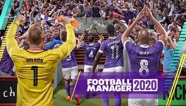Football Manager 2020 download cover