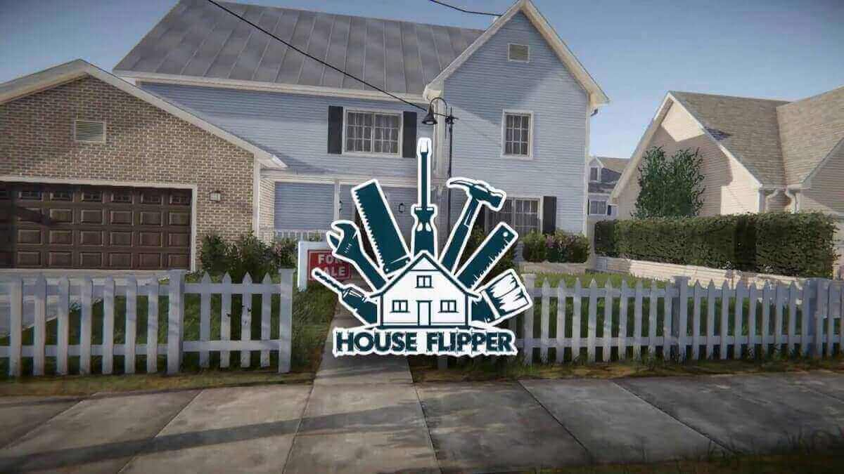 House Flipper download cover