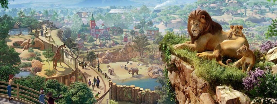 Planet Zoo download cover