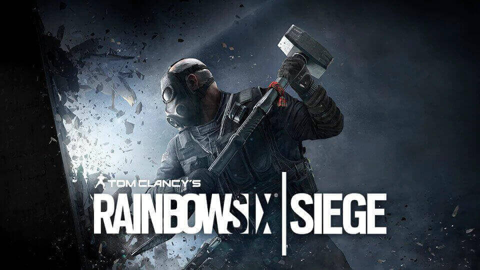 Rainbow Six Siege download cover