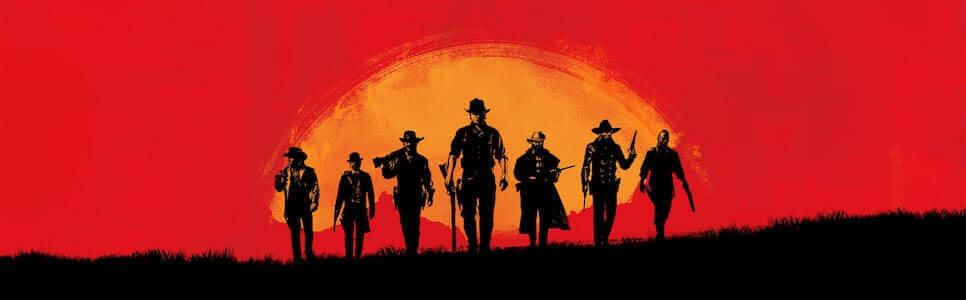 Red Dead Redemption 2 download cover