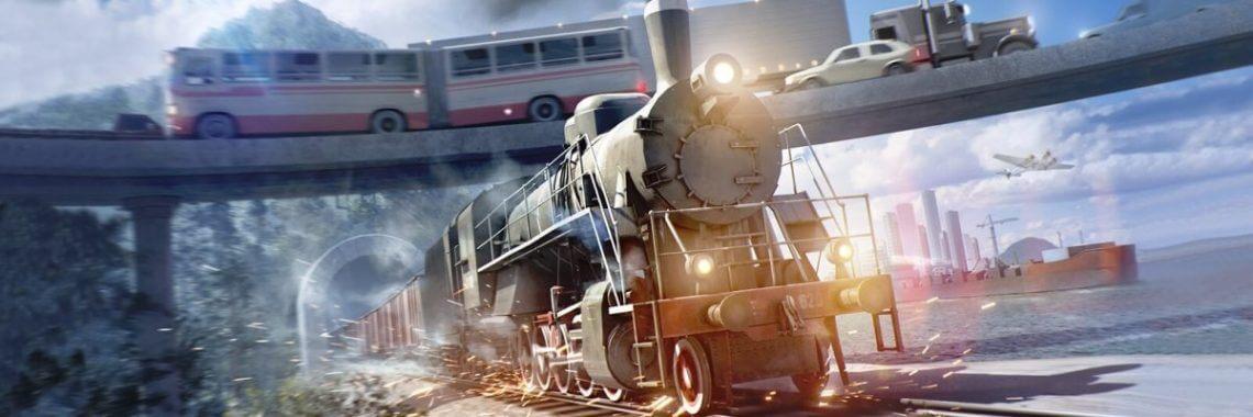 Transport Fever 2 download cover