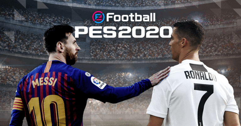 eFootball PES 2020 download cover