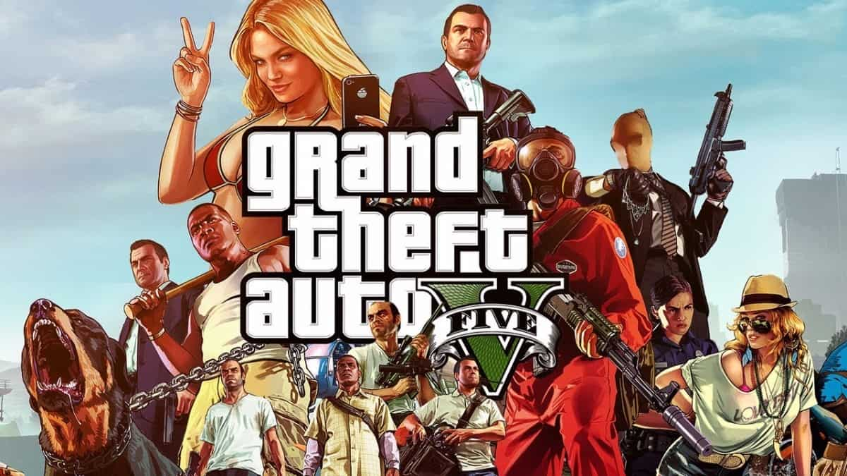 gta 5 game download cover