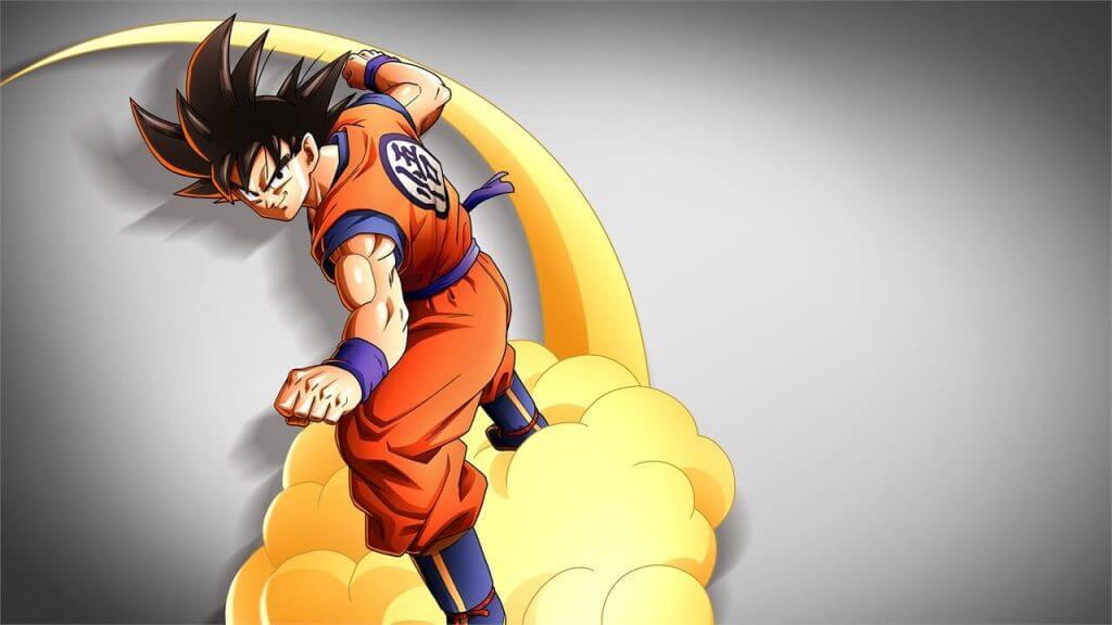 Dragon Ball Z Kakarot download wallpaper