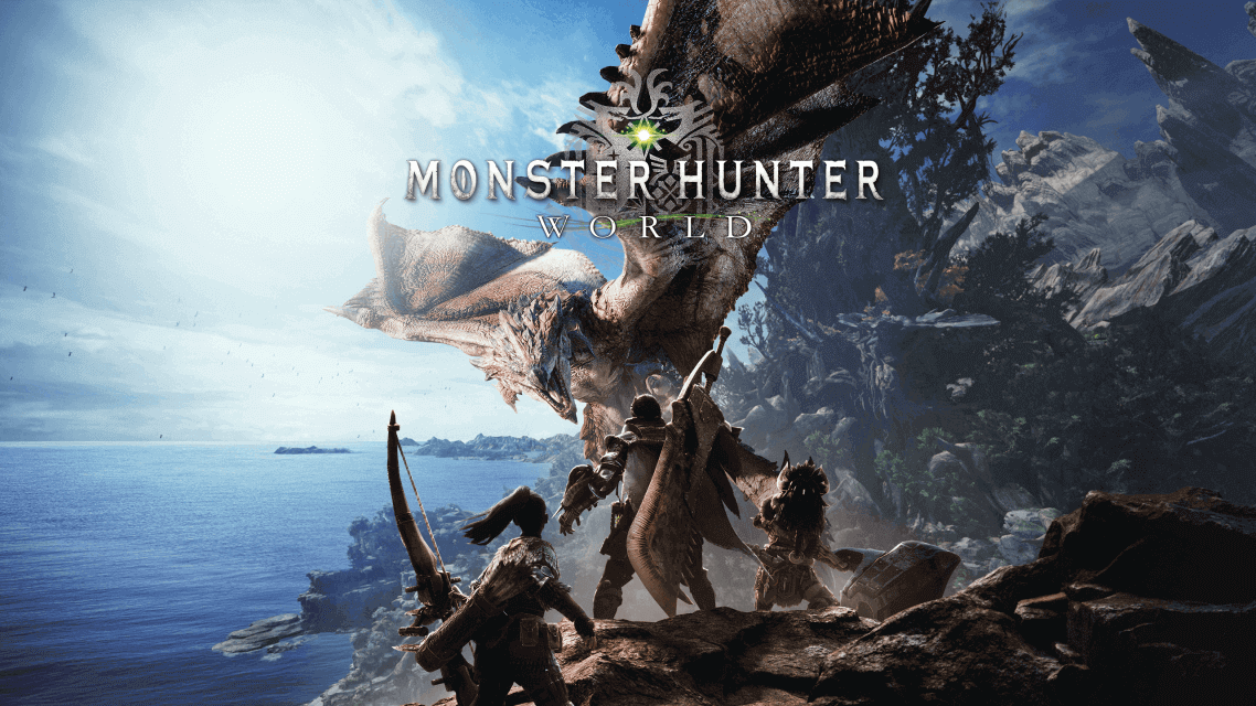 Monster Hunter World download cover