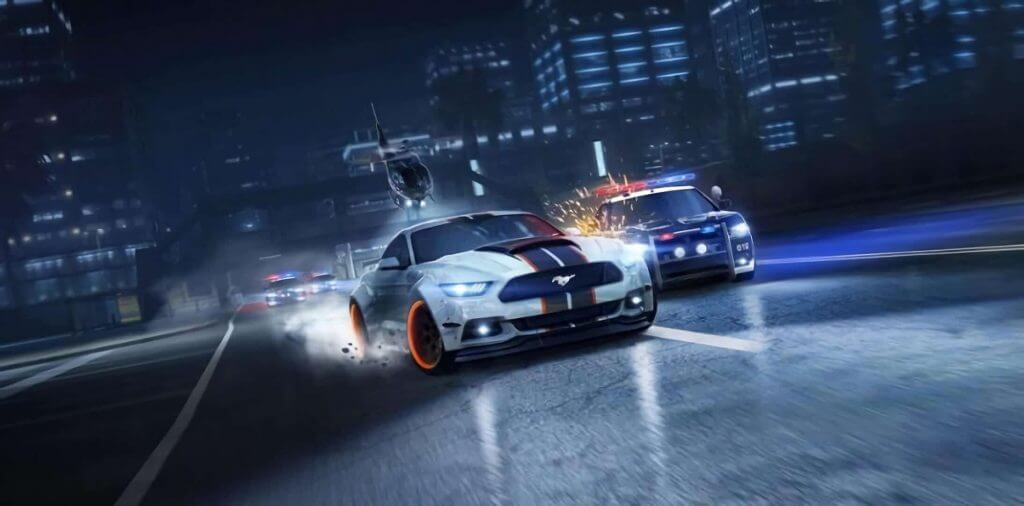 Need for Speed Heat download cover