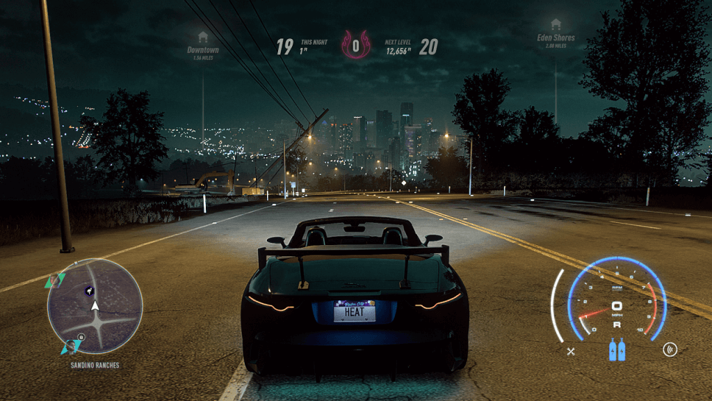 Need for Speed Heat download wallpaper