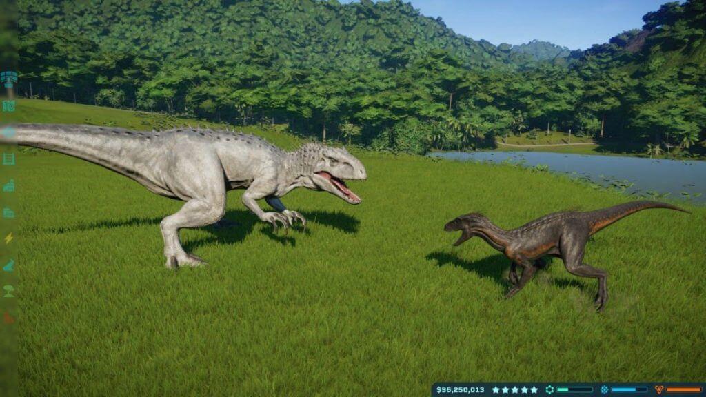 Jurassic World Evolution download pc full version for free