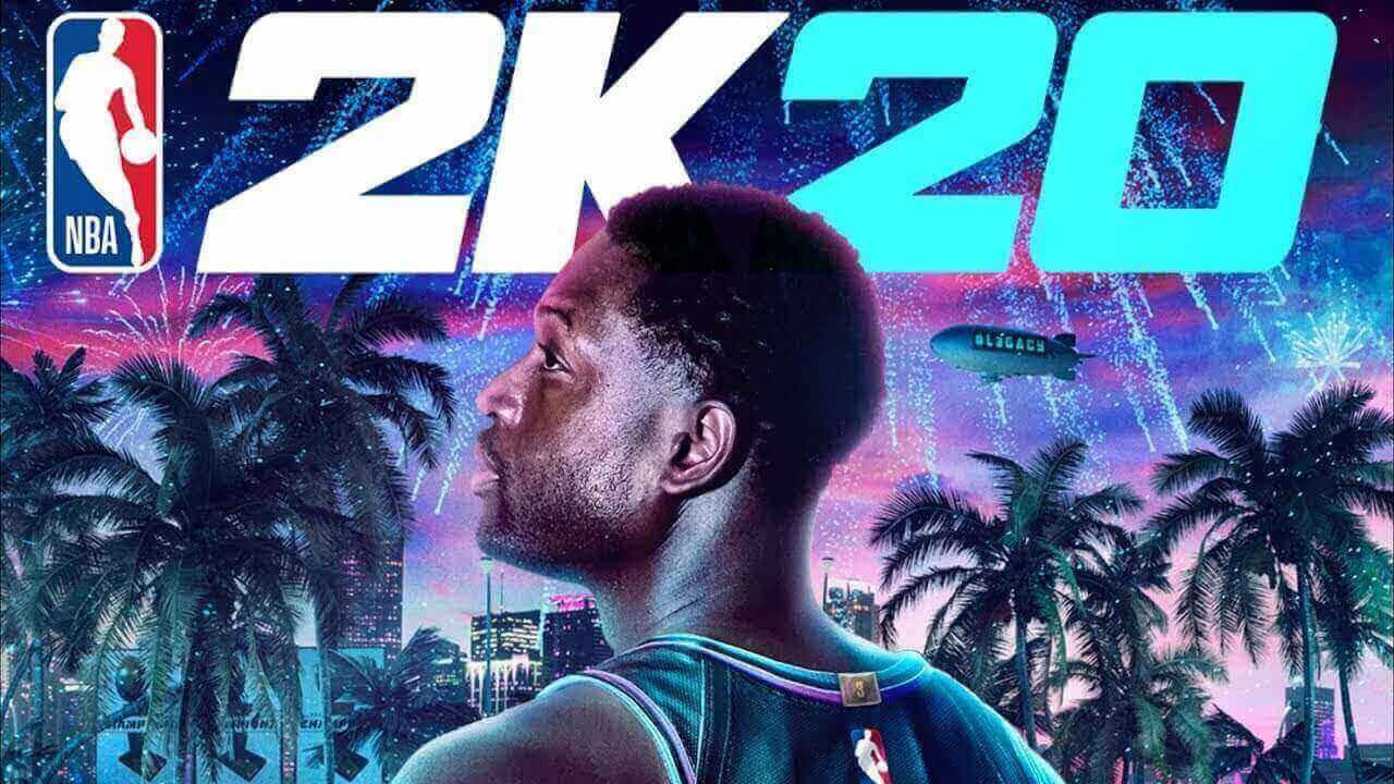 NBA 2K20 download cover