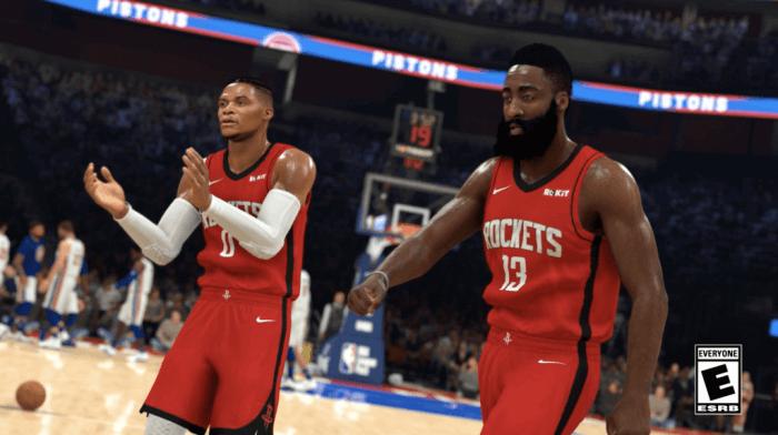 NBA 2K20 download wallpaper