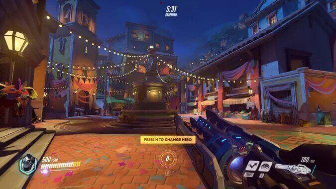 Overwatch download wallpaper
