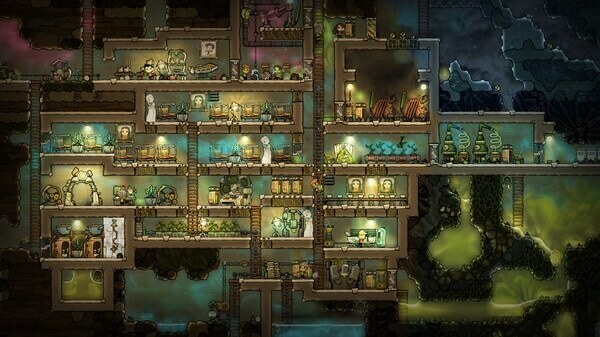 Oxygen Not Included download wallpaper