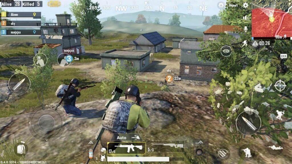 Playerunknown's Battlegrounds download wallpaper
