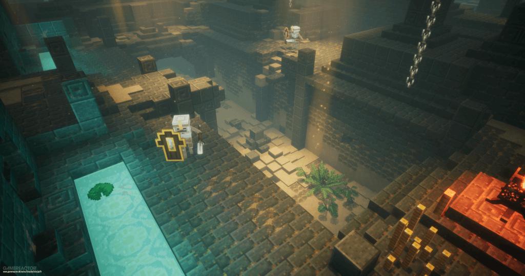 Minecraft Dungeons crack