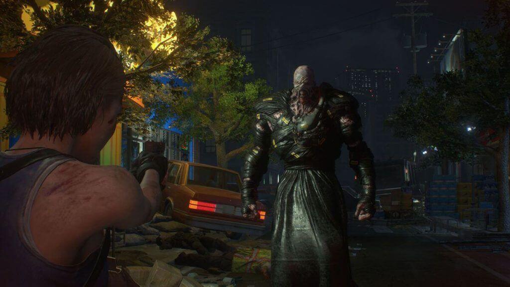 Resident Evil 3 download wallpaper
