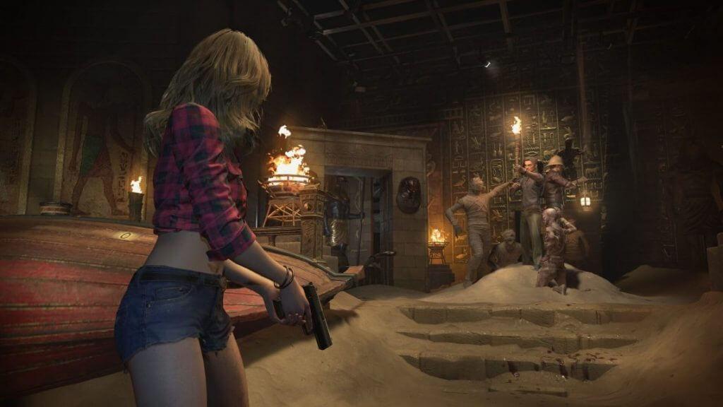 Resident Evil Resistance download wallpaper