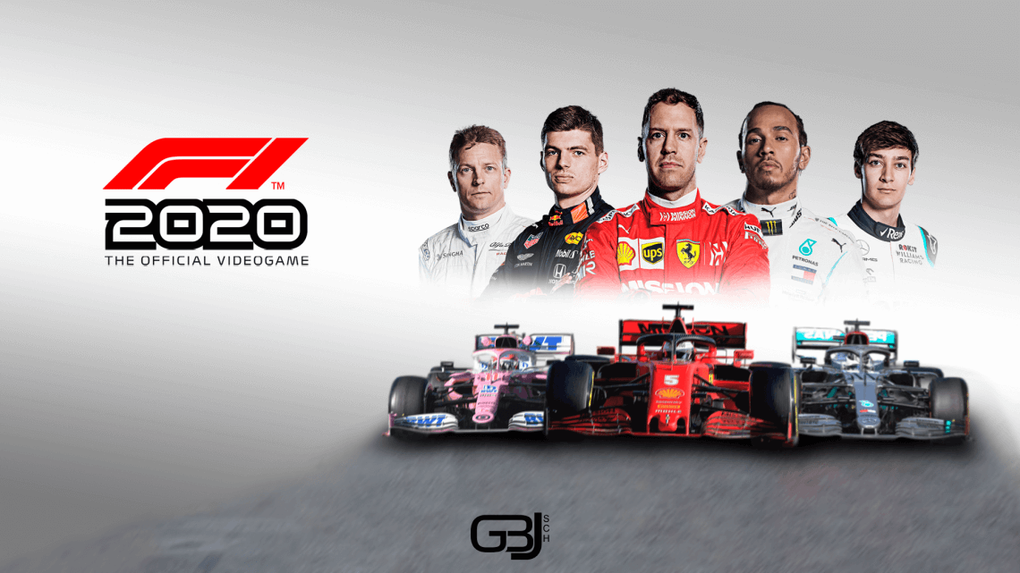 F1 2020 download cover