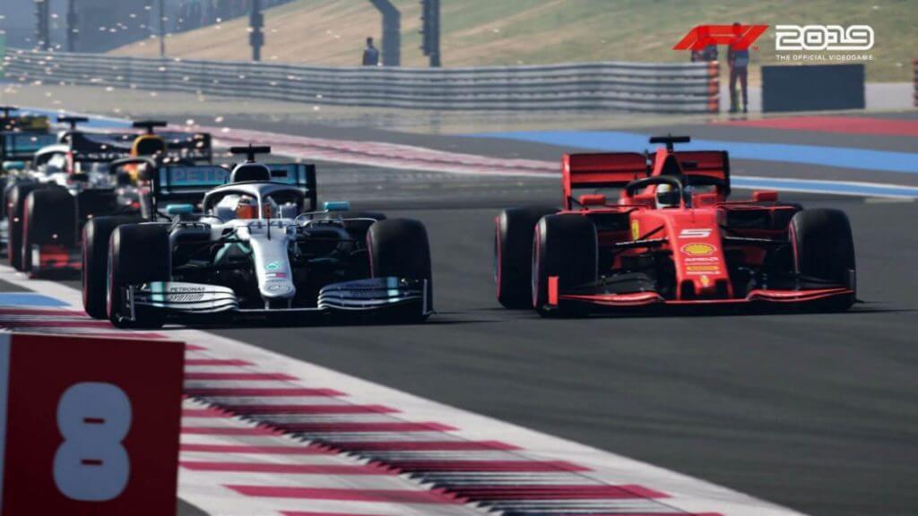 F1 2020 download wallpaper