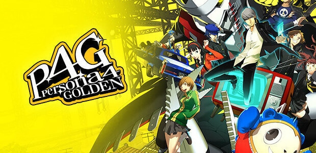 Persona 4 Golden download cover