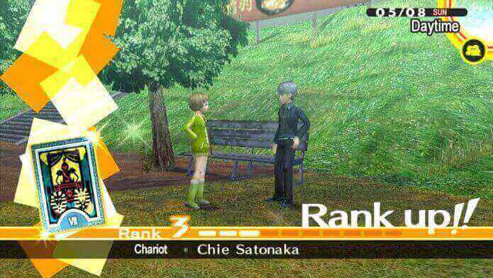 Persona 4 Golden download pc version for free