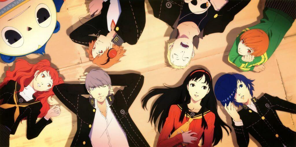Persona 4 Golden download wallpaper