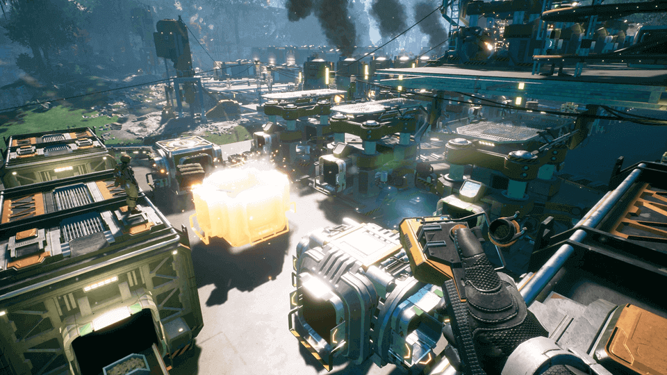 Satisfactory download pc version for free