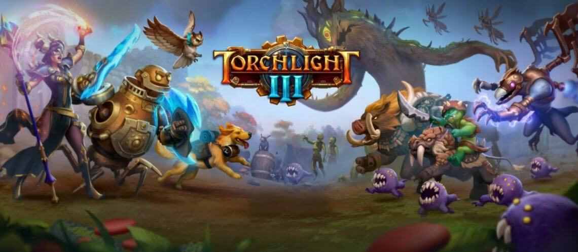 Torchight 3 download cover