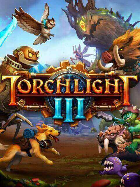 Torchight 3pc download