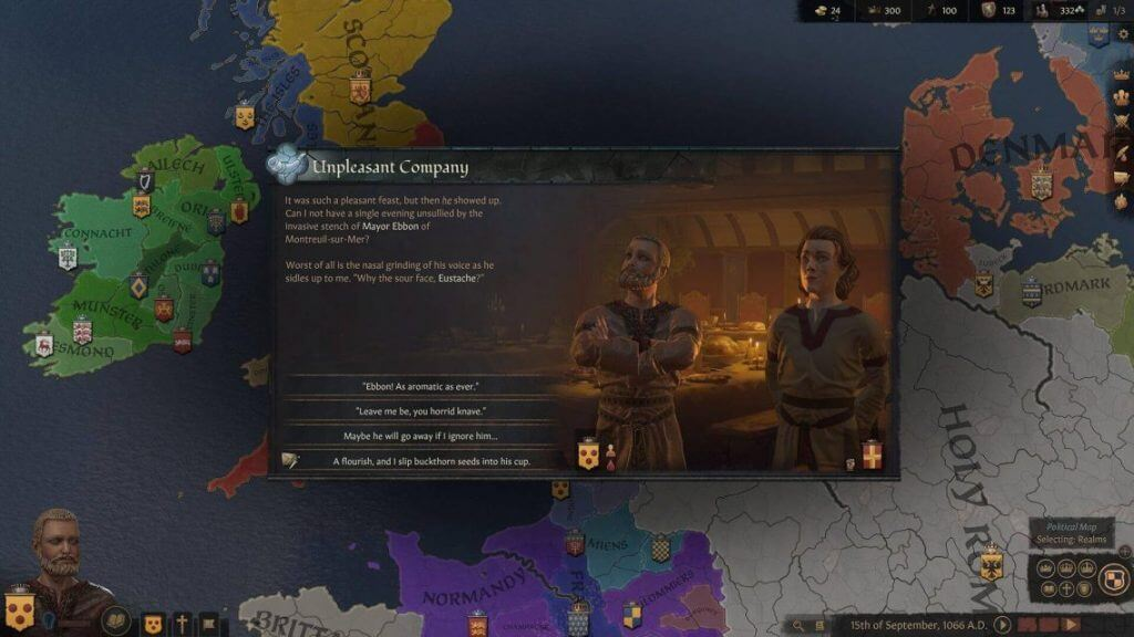 Crusader Kings III download pc version for free