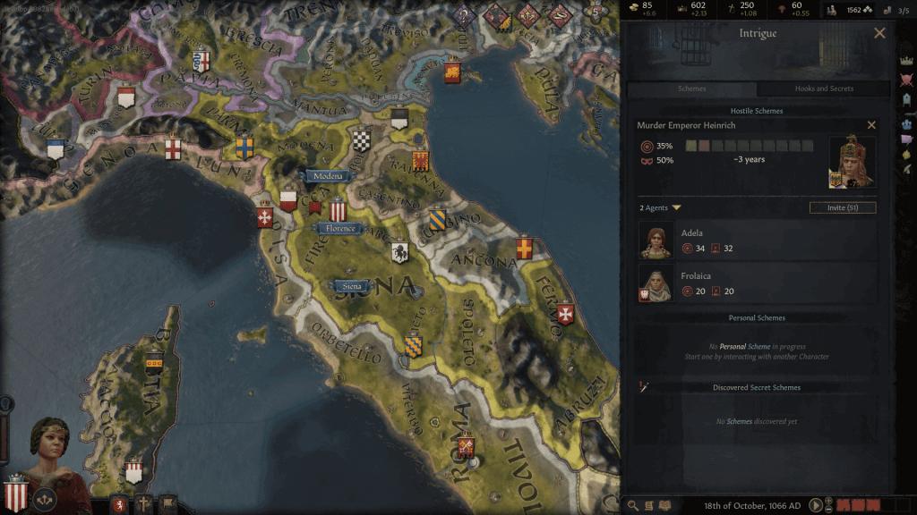 Crusader Kings III download wallpaper