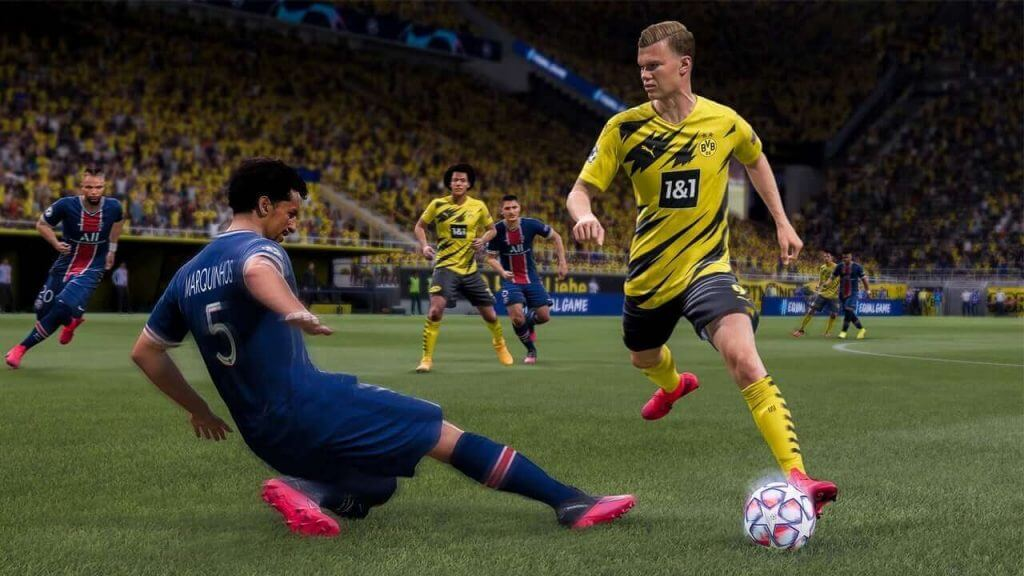 FIFA 21 download pc version for free