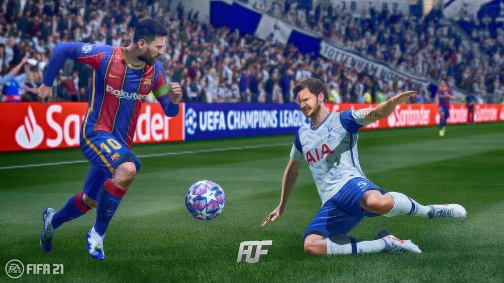 FIFA 21 download wallpaper