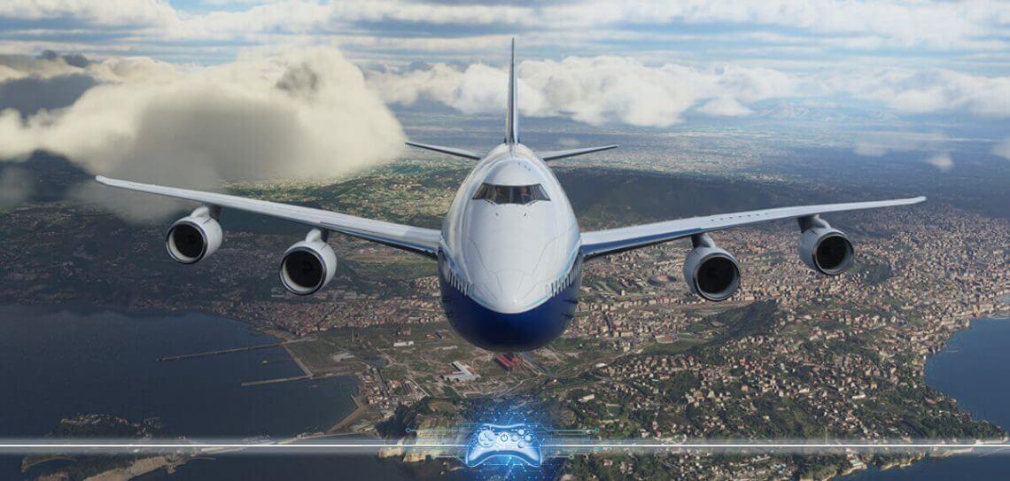 Microsoft Flight Simulator download cover