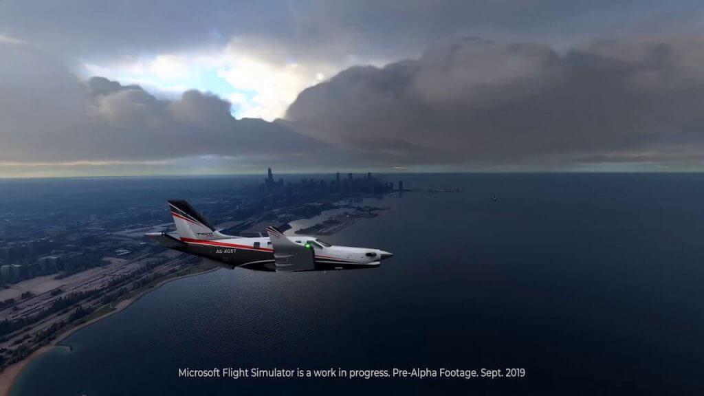 Microsoft Flight Simulator download pc version for free