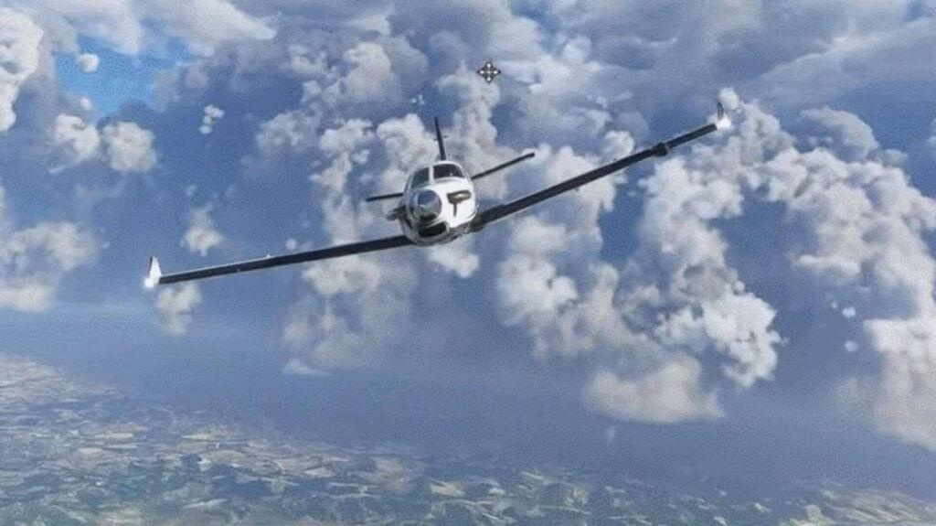 Microsoft Flight Simulator download wallpaper