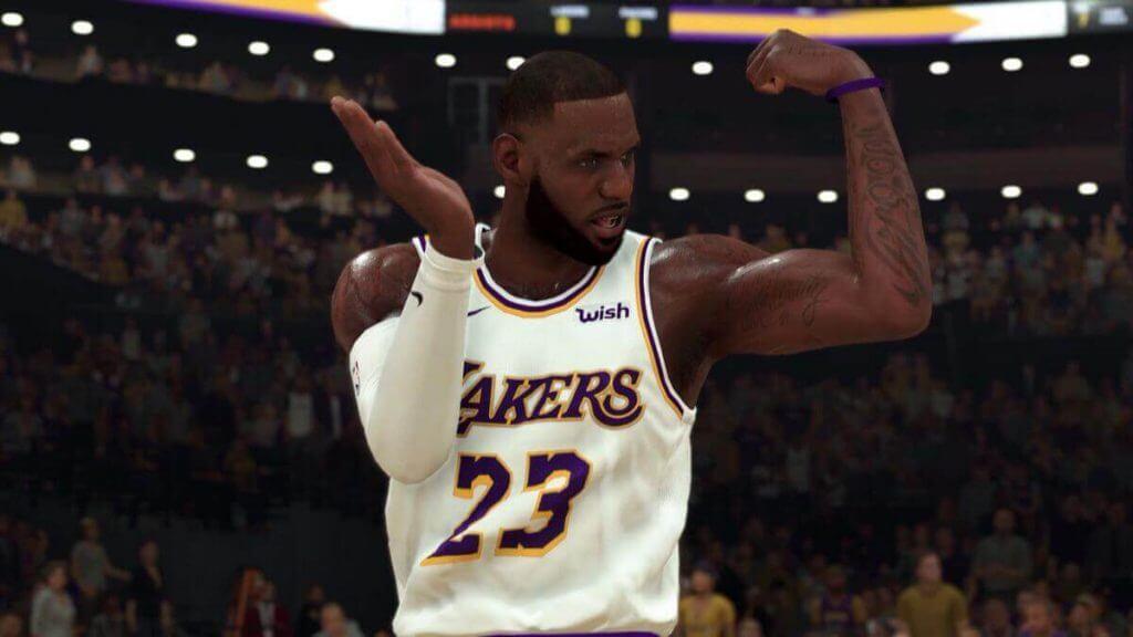 NBA 2K21 download pc version for free