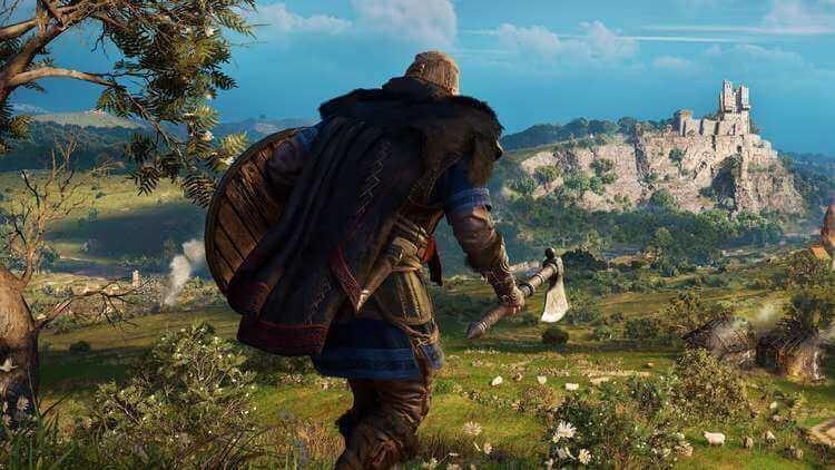 Assassin's Creed Valhalla download wallpaper