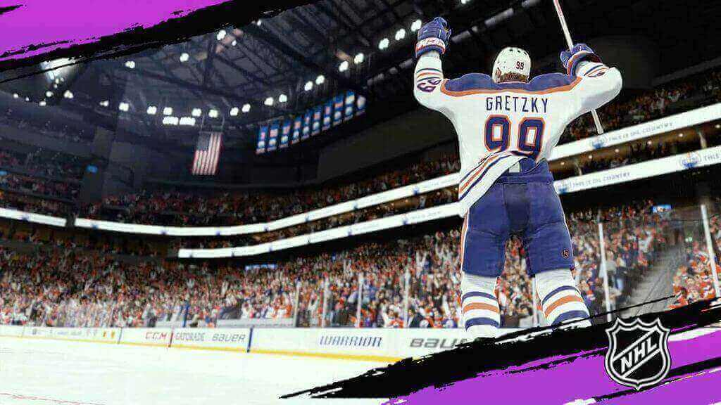 NHL 21 download cover