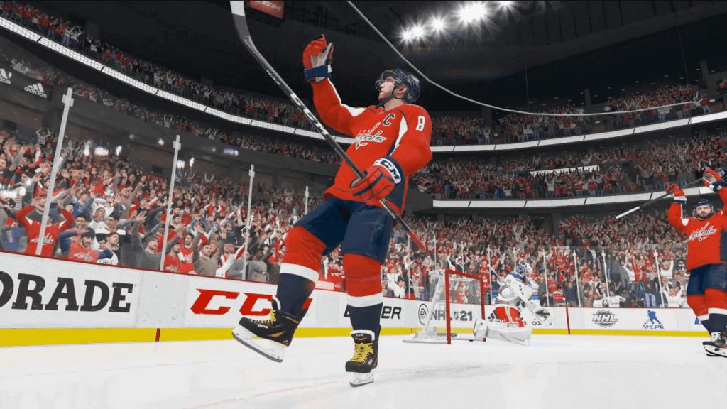 NHL 21 download wallpaper