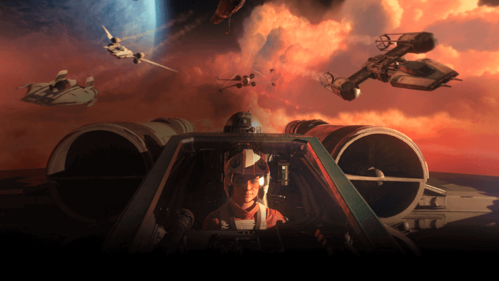 Star Wars Squadrons download pc version for free