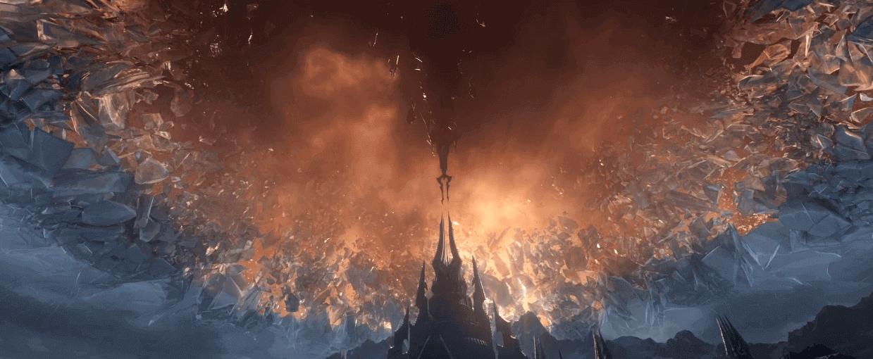World of Warcraft Shadowlandsdownload cover